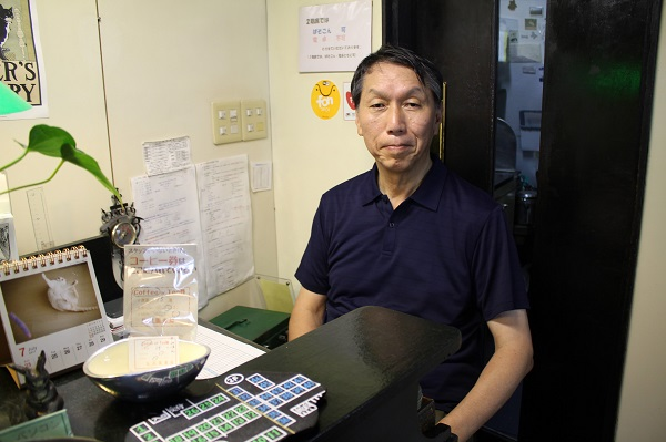 館長の田中厚生さん